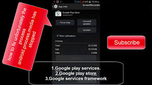 unfortunately the process android process media has stopped 08 how to fix unfortunately the process android process media has