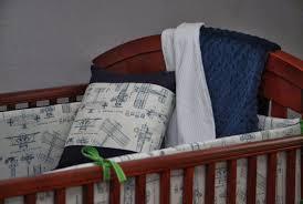 Airplane Toddler Bedding Vintage Airplane Baby Bedding Sets Home Decor Blog Nursery Msexta