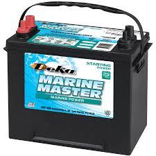 shop deka 12 volt 1 000 amp marine battery at lowes com