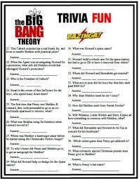 trivia worksheets free worksheets library and print