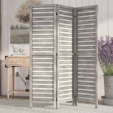 Privacy Screen Room Divider by Room Dividers You U0027ll Love Wayfair