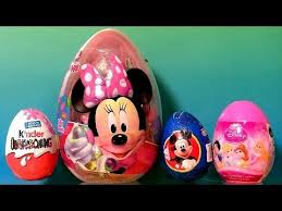 easter eggs surprises minnie mouse easter eggs peppapig disney princess