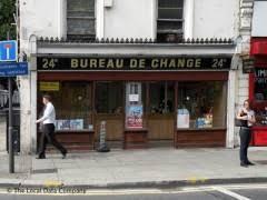 bureau de britain change 24b notting hill gate bureaux de change