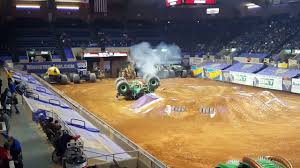monster truck show roanoke va monster jam 2017 roanoke virginia grave digger wheelie winner