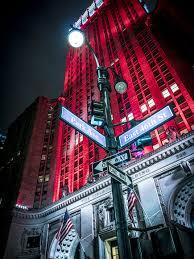 Lampadaire New York by Photo New York Photo Times Square Yellowkorner