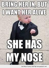 Baby Godfather Memes - cute duck face meme slapcaption com quotes lol pinterest