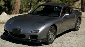 Mazda Rx 7 Spirit R The Glory Days Of Japanese Sports Cars Youtube