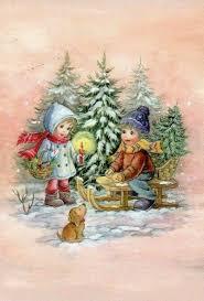 3914 best old cards images on pinterest vintage christmas