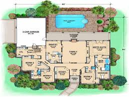 100 family home plan 100 large home floor plans best 25