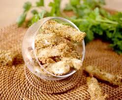 comment cuisiner les salsifis salsifis croustillants recette de salsifis croustillants marmiton
