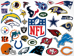 nfl football logos clip art clip art library