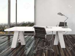 Office Table Front View Front Office Stock Photos Royalty Free Front Office Images And