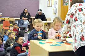 julesburg preschool christmas party julesburg advocate