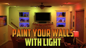 wifi led recessed lights philips hue wireless lighting system review youtube