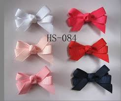 ribbon hair bow sweet hair accessories baby hair bows baby hairs clip