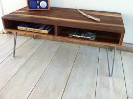Black Modern Coffee Table Boxer Mid Century Modern Coffee Table With Storage Featuring Black