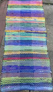 Bright Blue Rug 27 Best Handwoven Rag Rugs By Genise Park Images On Pinterest