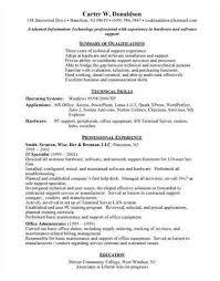 Help Desk Specialist Resume Military Resume U2013 Resume Cv Template Examples