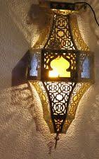 Moroccan Sconce Collectible Sconce Light Fixtures Ebay