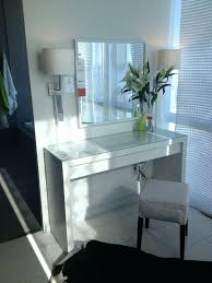 Ikea Malm Vanity Table Vanities Find This Pin And More On Quarto Vanity Area Ikea Malm