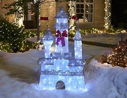 Outdoor Home Lighting Outdoor Christmas Decorations