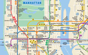 Mta Map Subway There U0027s A Secret Tunnel Under Central Park Travel Leisure
