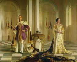 Vi Flag Pictures Coronation Of King George Vi And Queen Elizabeth Wikipedia