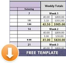 Bi Weekly Timesheet Template Excel Biweekly Timesheet Template Free Excel Templates Clicktime