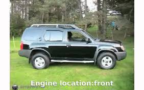 nissan 2000 2000 nissan xterra specs u0026 features youtube