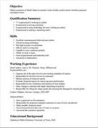 Resume For Shoe Sales Associate Resume Format For Chief Accountant Written Resume Templates