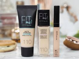 maybelline fit me matte poreless tube version mateja u0027s