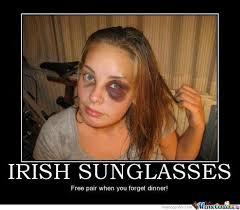 Meme Sunglasses - irish sunglasses by banane meme center