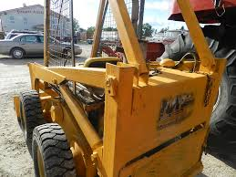 massey ferguson 711b skid steer 40hp wisconsin penner auction