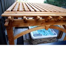Span Tables For Pergolas by Commercial Business Or Recreational Pergola Kits Western Timber