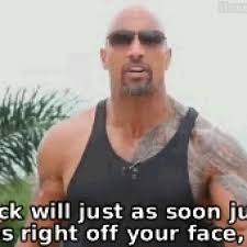 Chest Pain Meme - the rock will break you in pain and gain gif