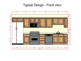 Kitchen Design Measurements Measuring Guide For Rta Kitchen Cabinets Knotty Alder Cabinets