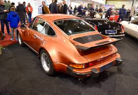 porsche velvet which 911 was king at interclassics brussels