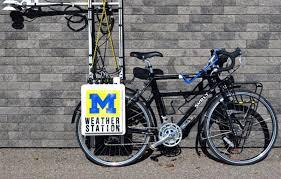 how one man on a 75 pound bike took a city u0027s temperature u2013 next city