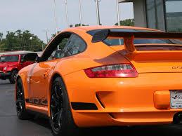 orange porsche 911 gt3 rs 2008 porsche gt3 rs