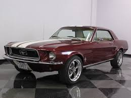 1967 mustang for sale maroon 1967 ford mustang for sale mcg marketplace
