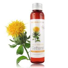 huile de carthame cuisine huile de carthame anti cholestérol et vitamine e