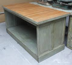vintage farmhouse kitchen islands antique bakery counter for sale