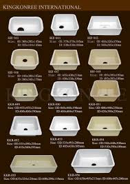 corian kitchen sinks large quality exported corian acrylic kitchen sinks on wholesale