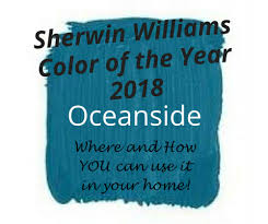 sherwin williams color of the year 2018 sherwin williams color
