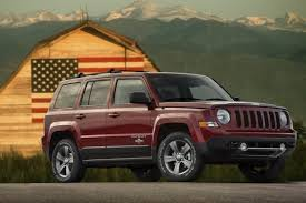 lifted jeep patriot carscoops jeep patriot