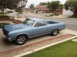 el camino file 1967 el camino built in freemont ca 283cid hood not stock