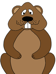 cute groundhog clipart mariana lara escobar groundhog cliparting com