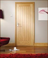 Oak Interior Doors White Oak Door Timber Interior Door 78 X 30 Interior
