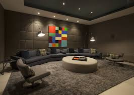 Home Cinema Rooms Pictures by Home Cinema Room Interior Design Ideas