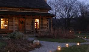 practical lighting tips for log homes 1802 log house beaver area heritage foundation